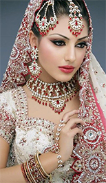 image of bride